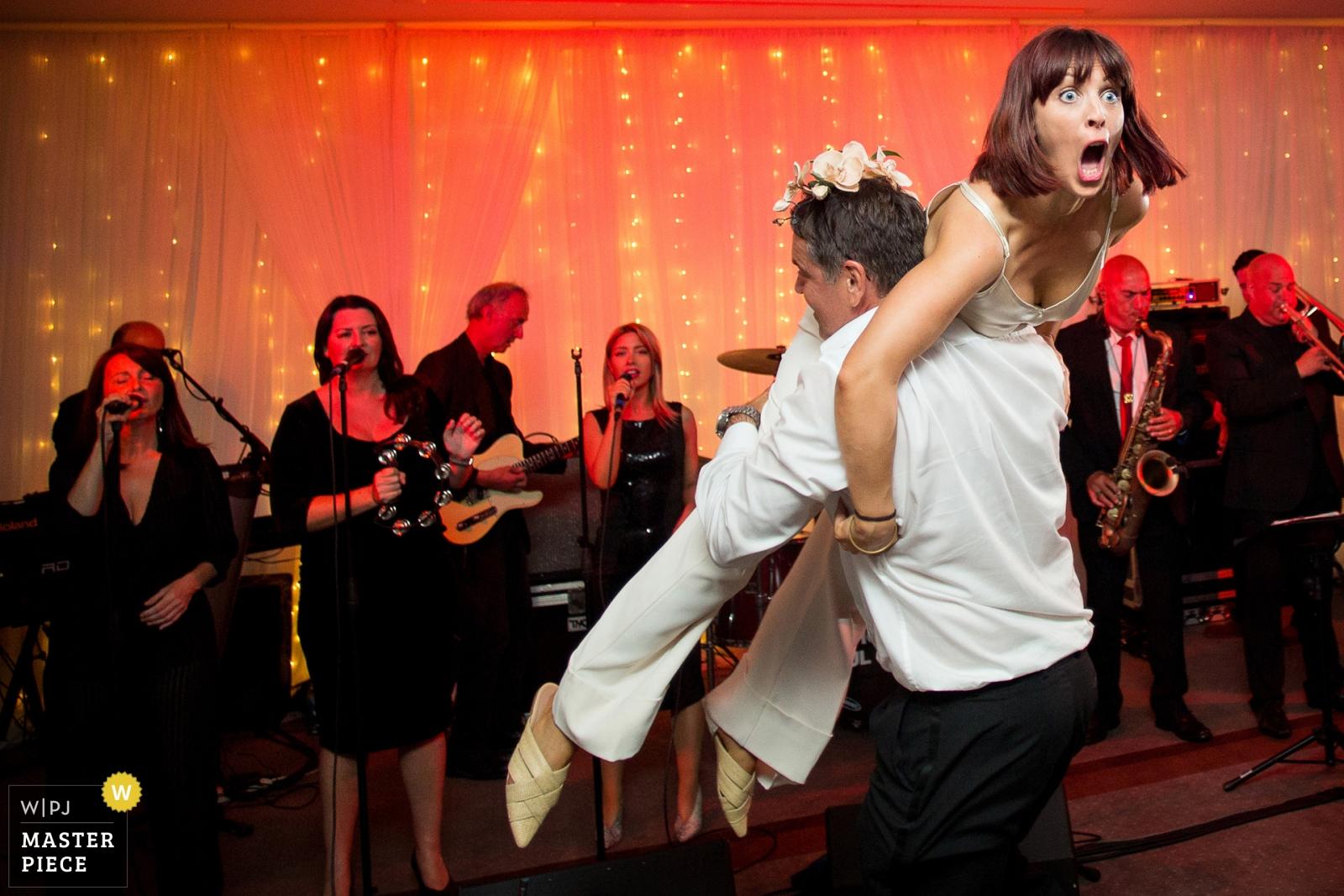 Dancing - Bristol, England Wedding Photography -  | Hensol Castle
