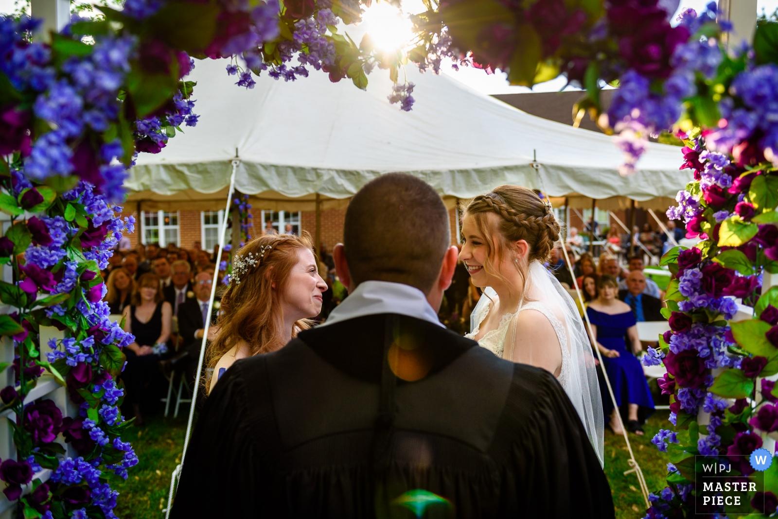 Ceremony - New Jersey, United States Wedding Photography -    Somerville, NJ
