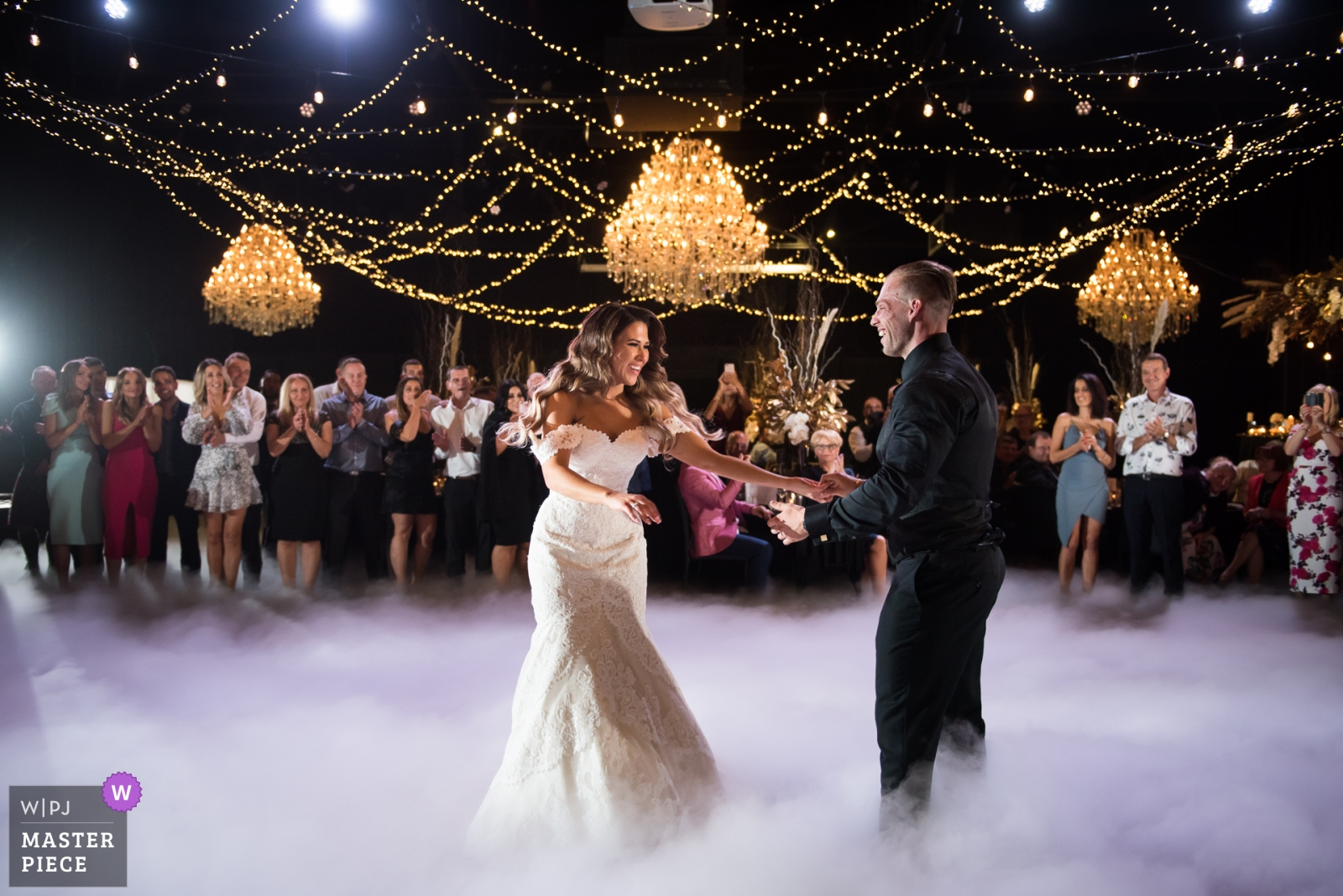First dance。 - Melbourne, Victoria, Australia Wedding Photography -  | Melbourne