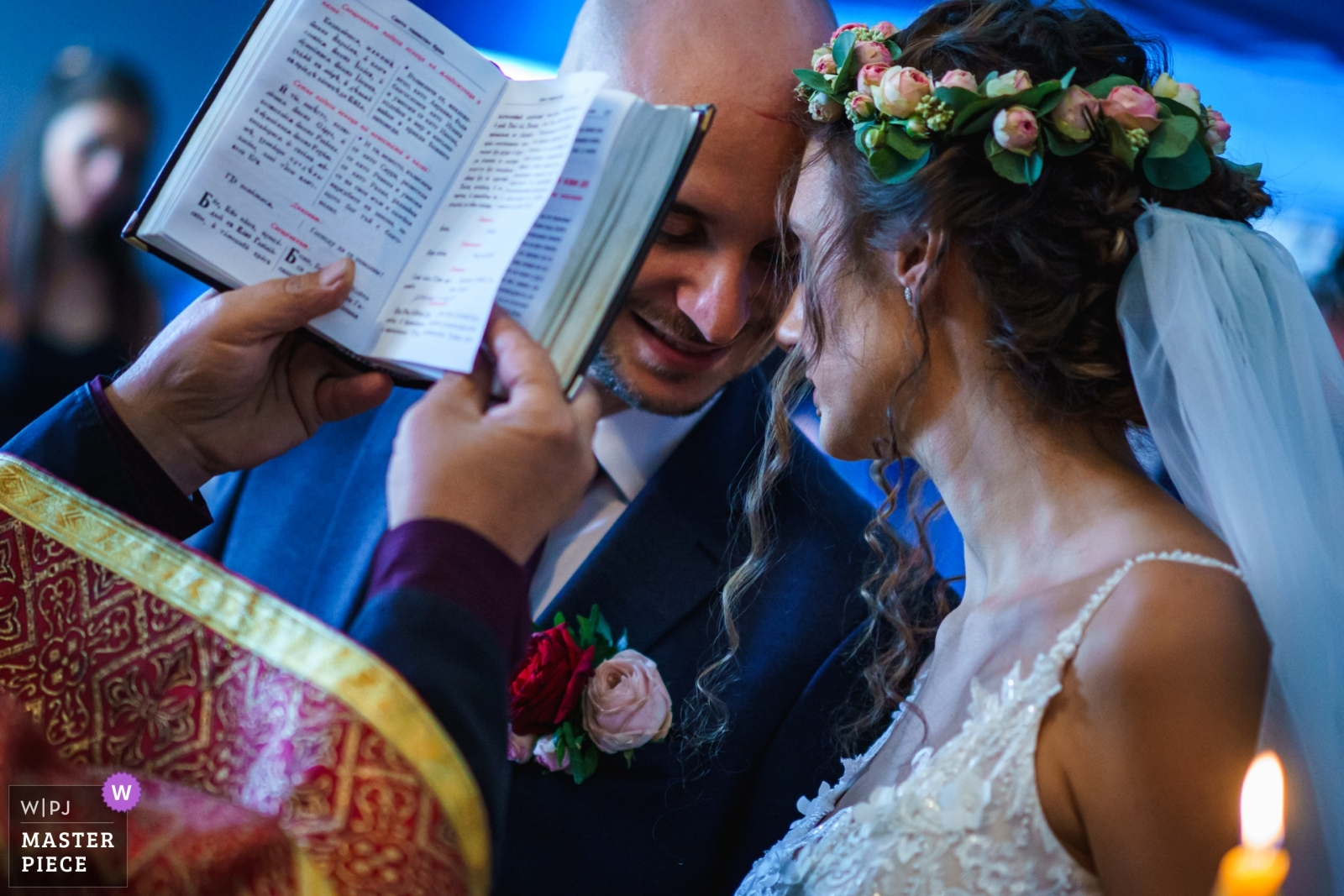 The end of the church ceremony - Sofia, Bulgaria Wedding Photography -  | Bojenci Vilage, Bulgaria