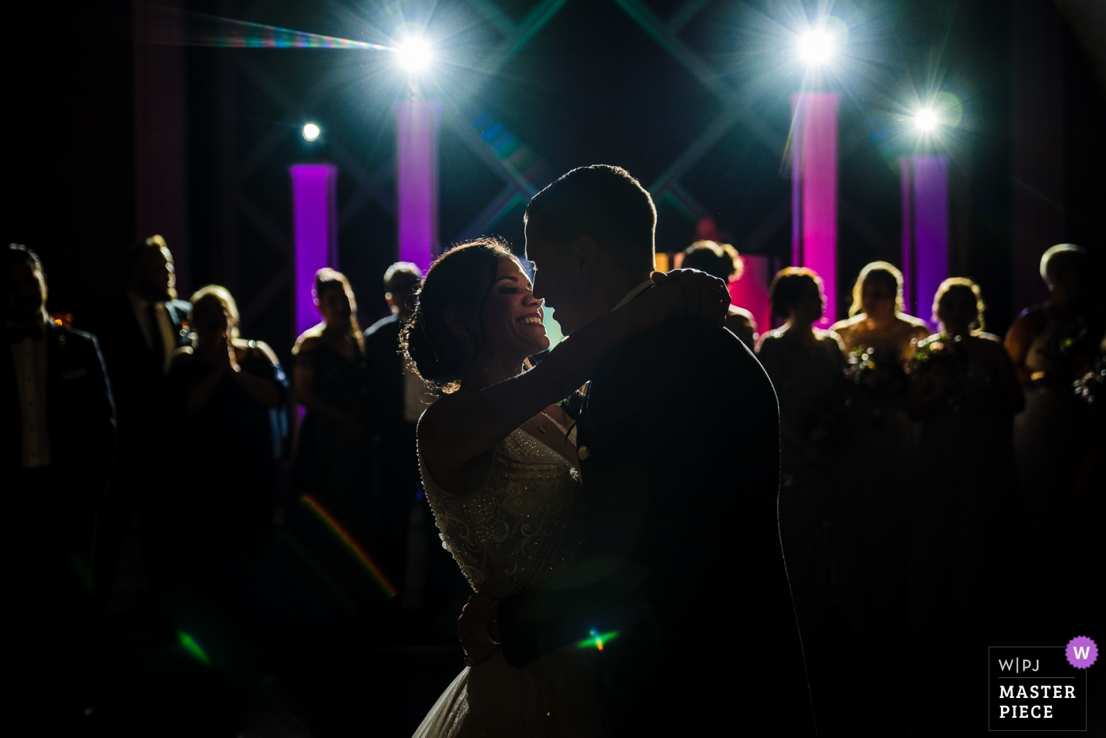 First dance for the Bride and Groom - New Jersey, United States Wedding Photography -  | Reception Venue