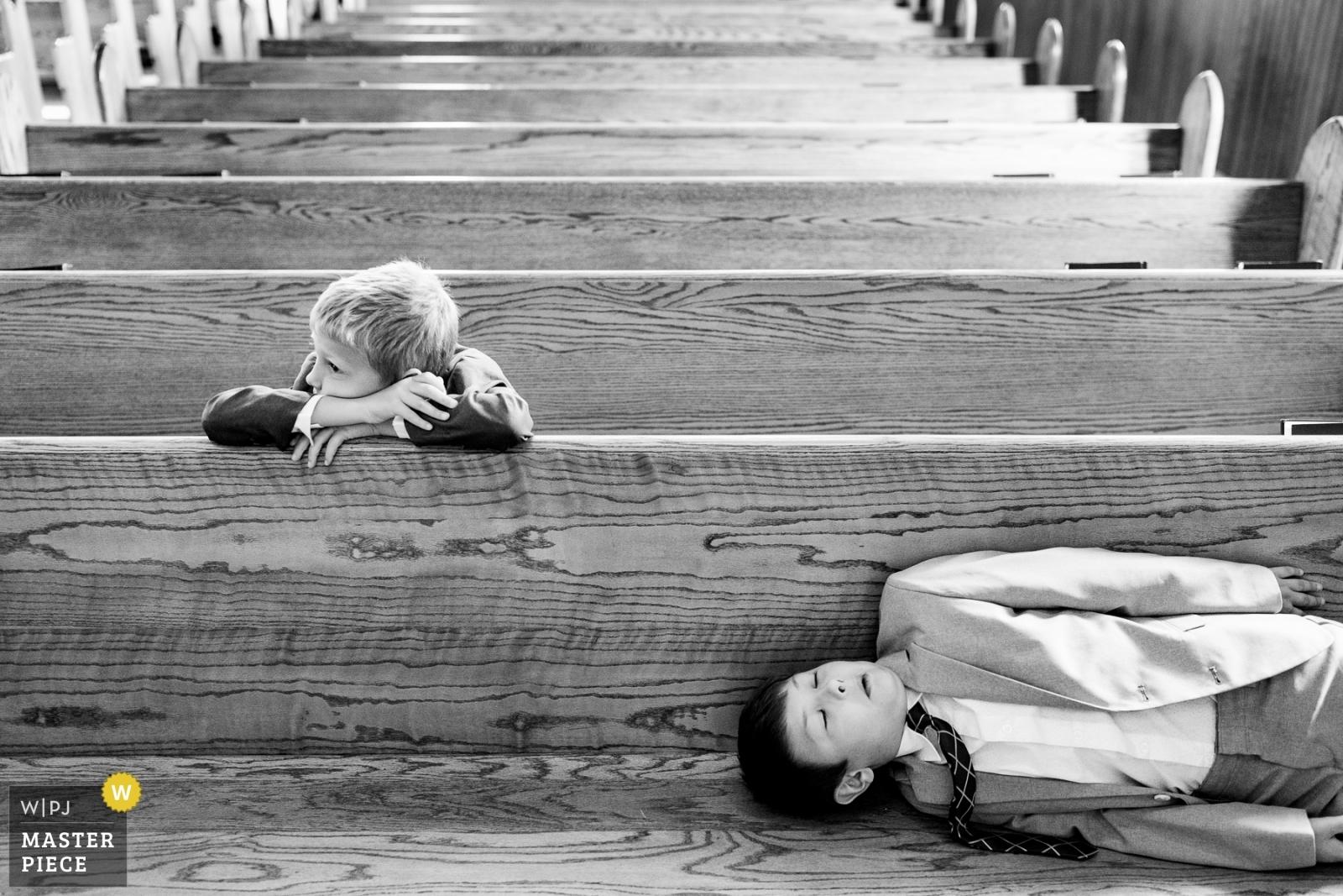boys being boys - Missoula, Montana Wedding Photography -  | Yellowstone