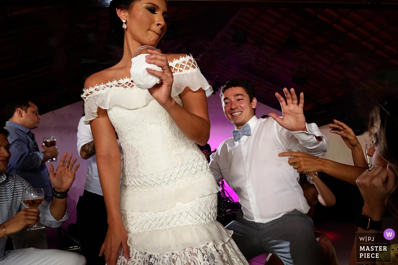 Casamento Elisa e Fábio - Goiás, Brazil Wedding Photography -  | Recanto São Bento