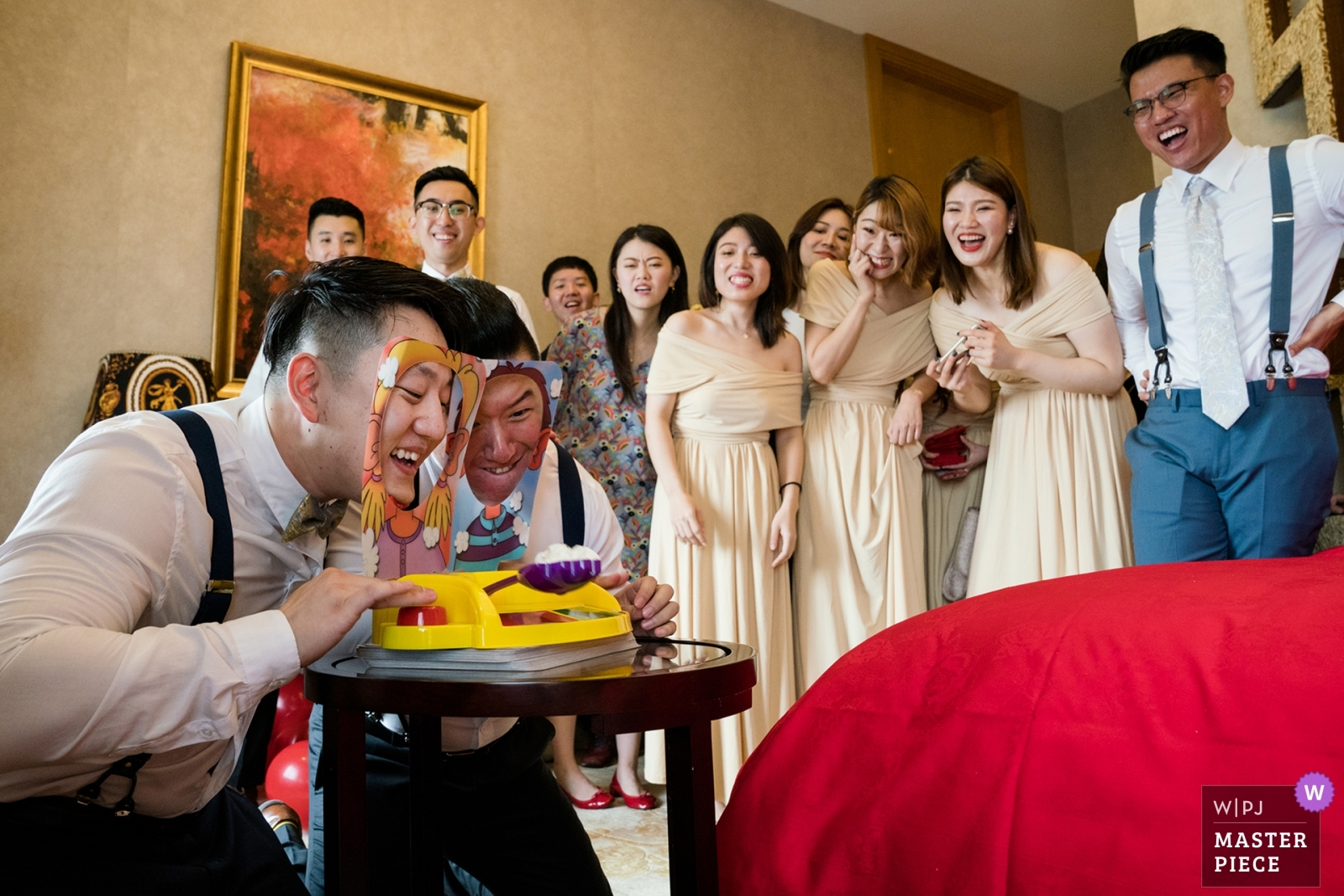 The games - Beijing, China Wedding Photography -  | Beijing Gehua Hotel