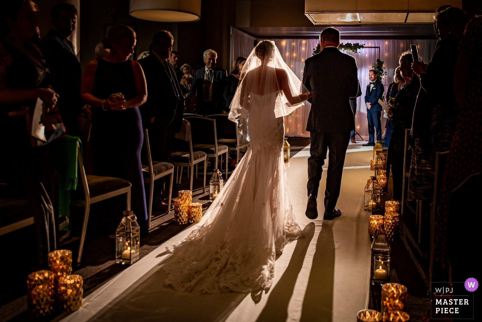 processional - Chicago, Illinois Wedding Photography -  | River Roast, Chicago, IL