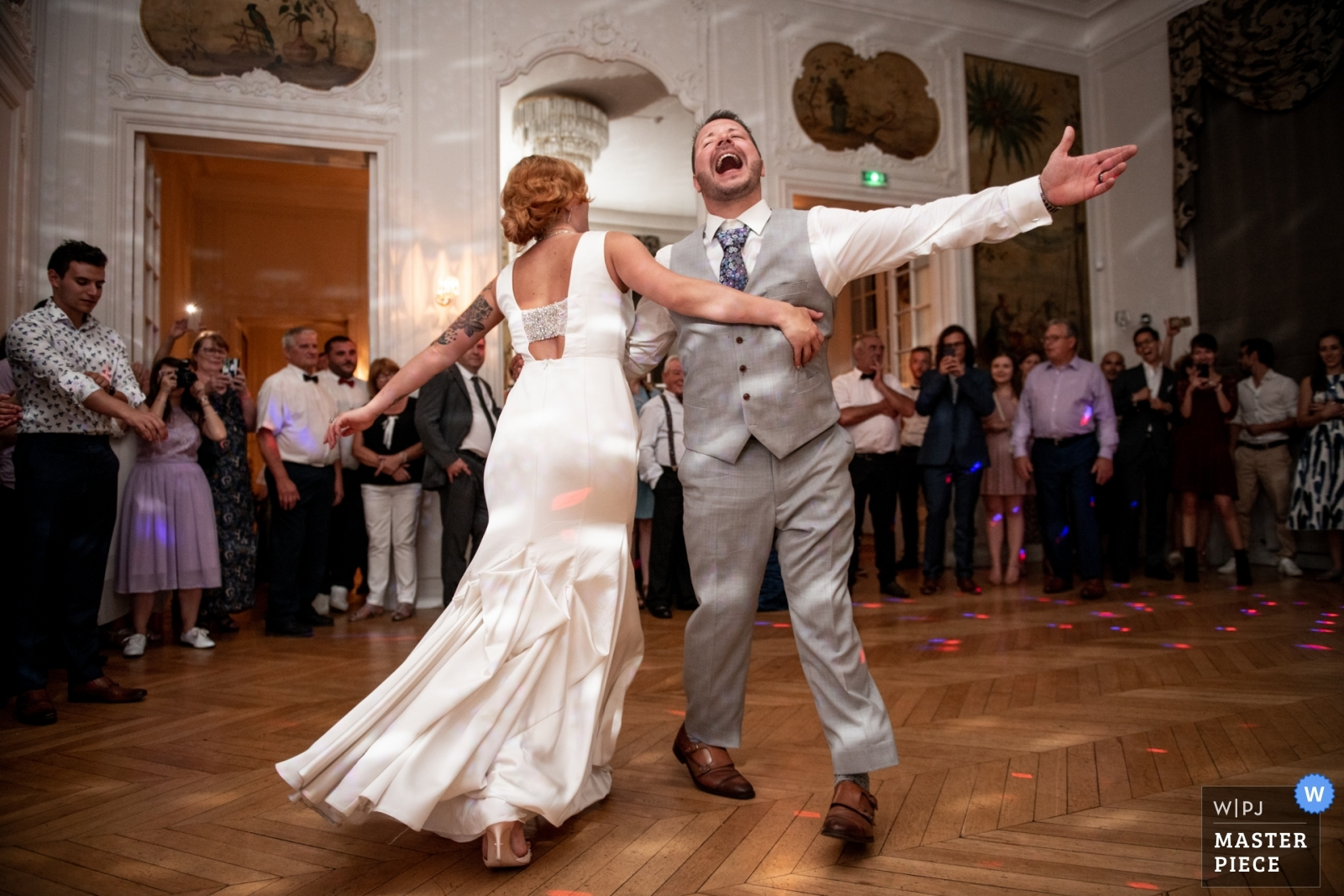 The First dance - Nouvelle-Aquitaine, France Wedding Photography -  | Noth