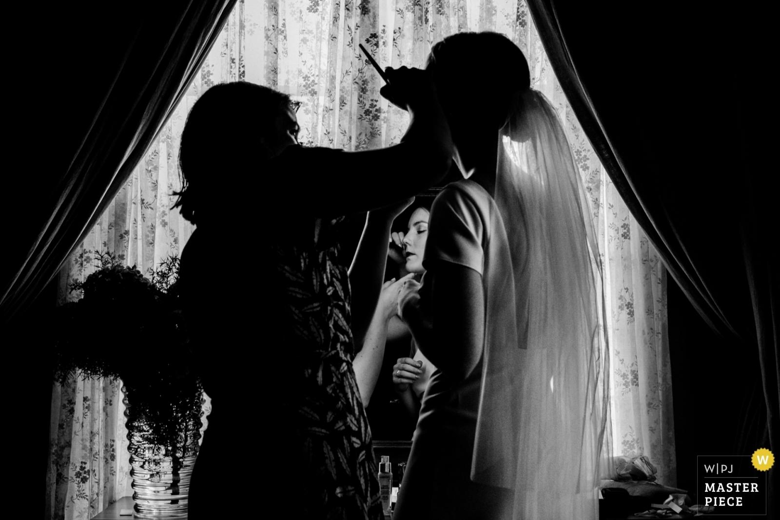 Getting Ready - Istanbul, Turkey Wedding Photography -    Casa Lavanda