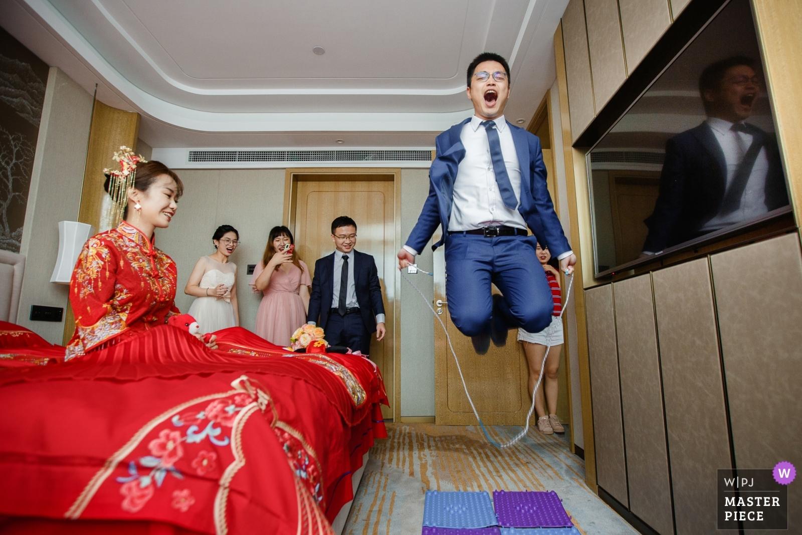 Play the game - Hangzhou City, Zhejiang Wedding Photography -  | Jingjiang City, Jiangsu Province