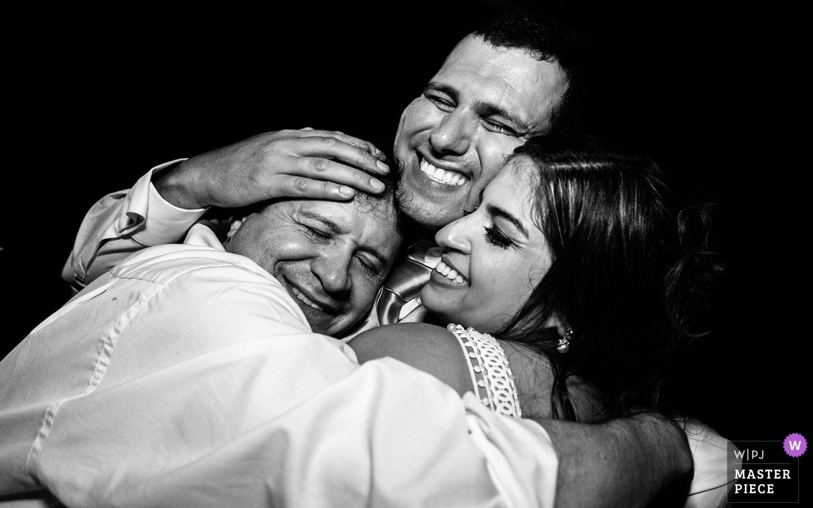 affection on the dance floor - Alagoas, Brazil Wedding Photography -  | Reception
