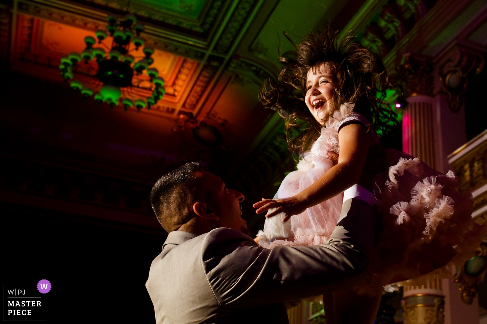 kids on the dance floor - Bucharest, Romania Wedding Photography -  | Bragadiru Palace