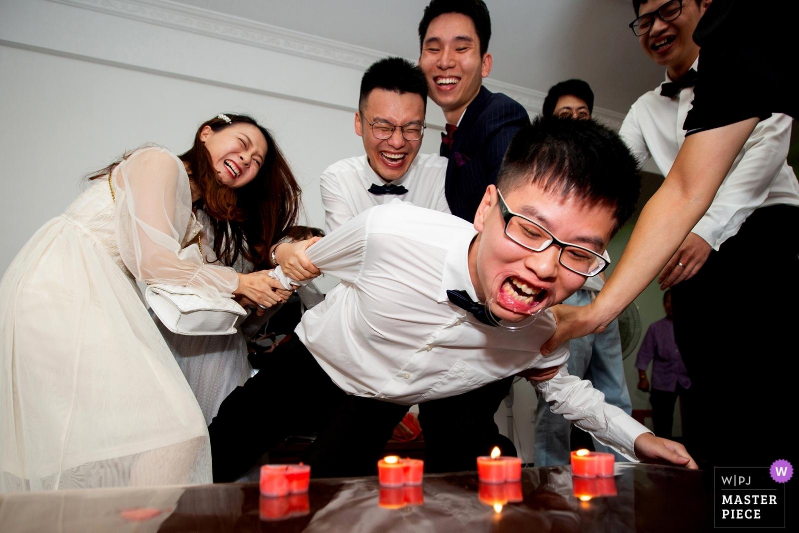 Groomsman Game - Sanming, Fujian Wedding Photography -  | home