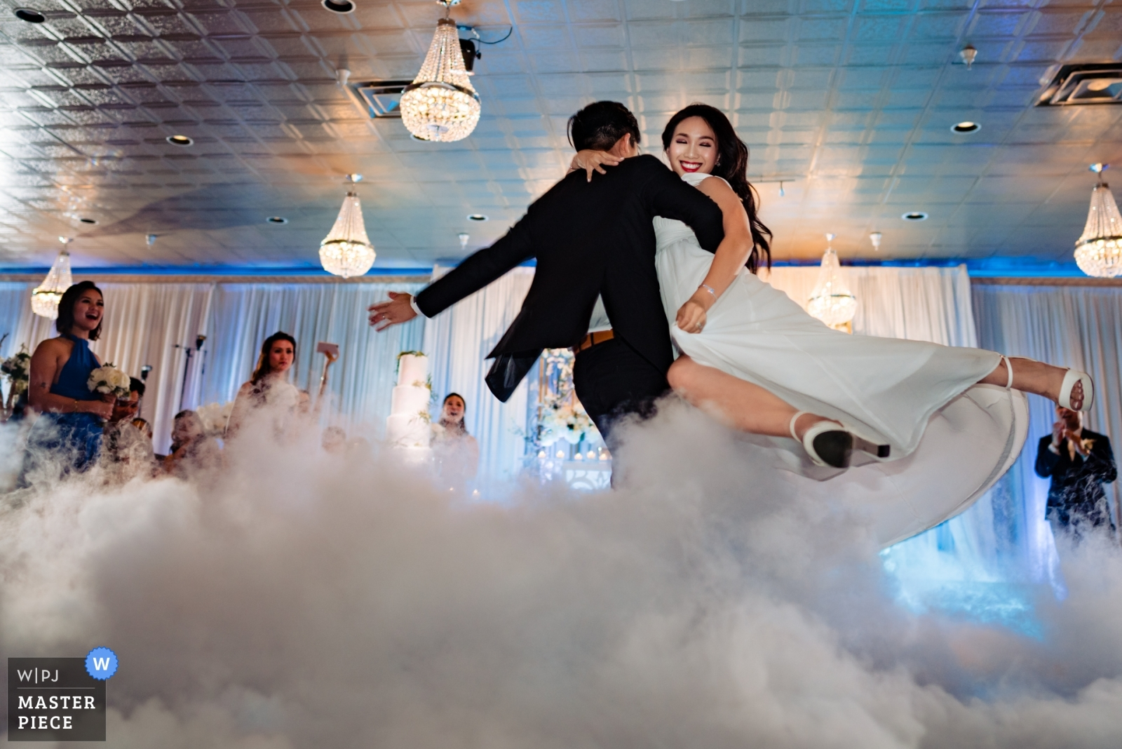 First Dance - Orange County, California - Southern Wedding Photography -  | Mon Amour Banquet (Reception Venue)