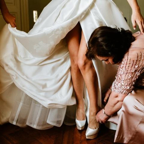 Mariage au Château Tourreau - PACA, France Wedding Photography -  | Château Tourreau